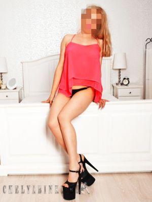 индивидуалка проститутка Валерия, 22, Челябинск