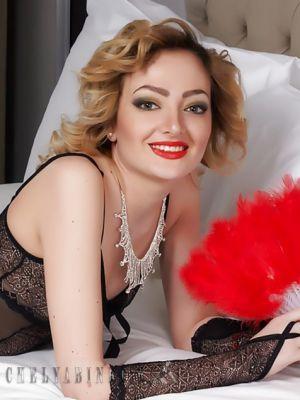 индивидуалка проститутка Милана, 26, Челябинск