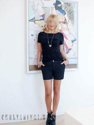 индивидуалка проститутка Изабелла, 28, Челябинск
