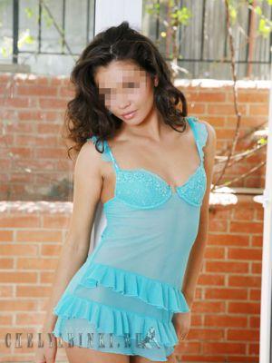 индивидуалка проститутка Алла, 20, Челябинск