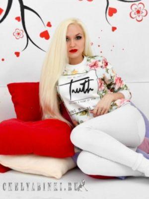 индивидуалка проститутка Вера, 21, Челябинск