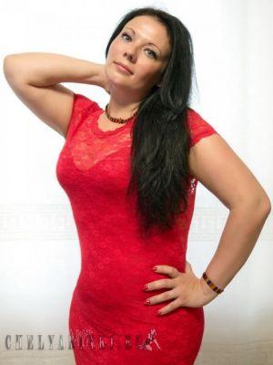 индивидуалка проститутка Ольга, 31, Челябинск