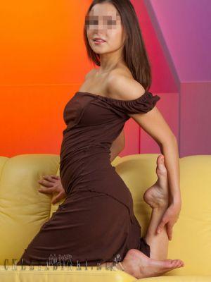 индивидуалка проститутка Катерина, 21, Челябинск